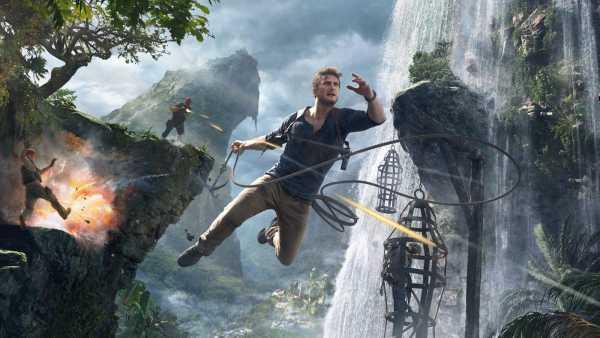 Sony Menunda Filem Uncharted ke October 2021 Kerana Covid ...