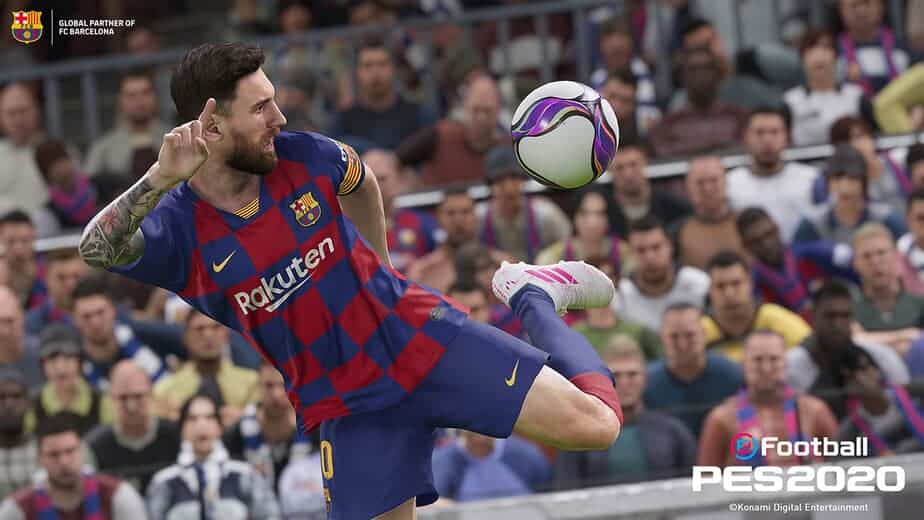 Game Bola Sepak - PES 2020 vs FIFA 20 - Budak Gamer