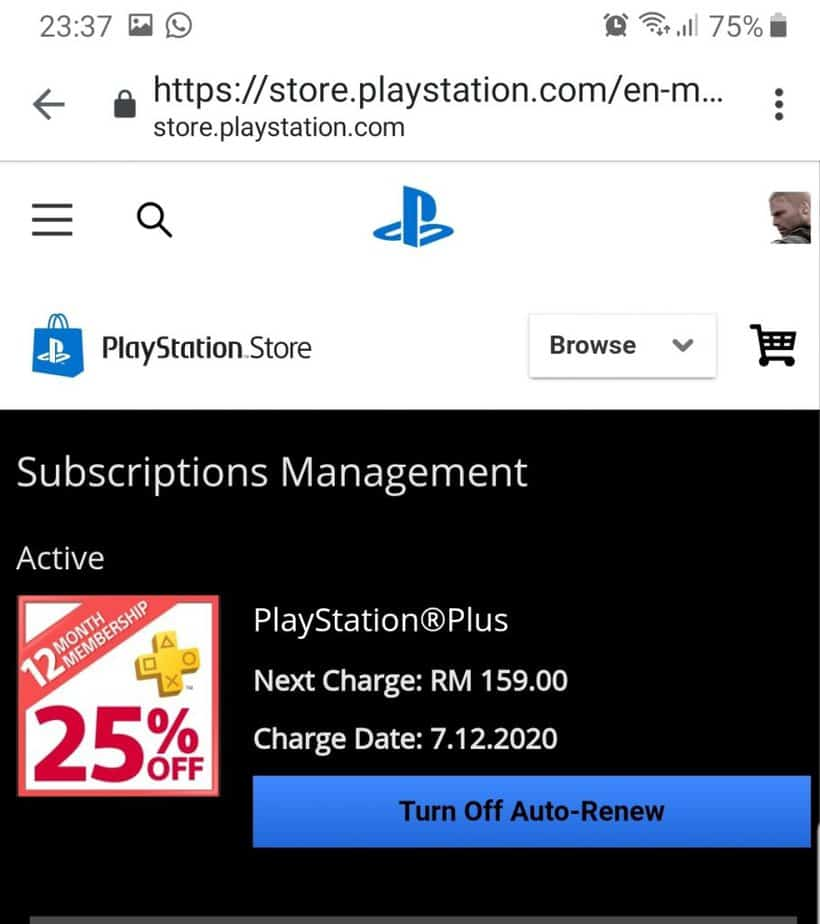 Jualan Black Friday PlayStation