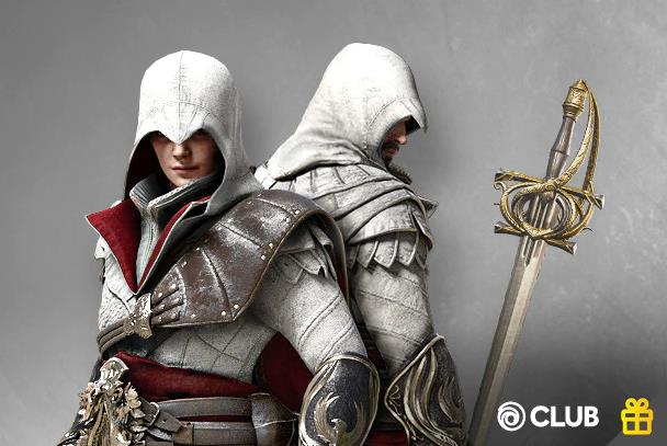 Assassin's Creed Odyssey Ezio's Roman Set