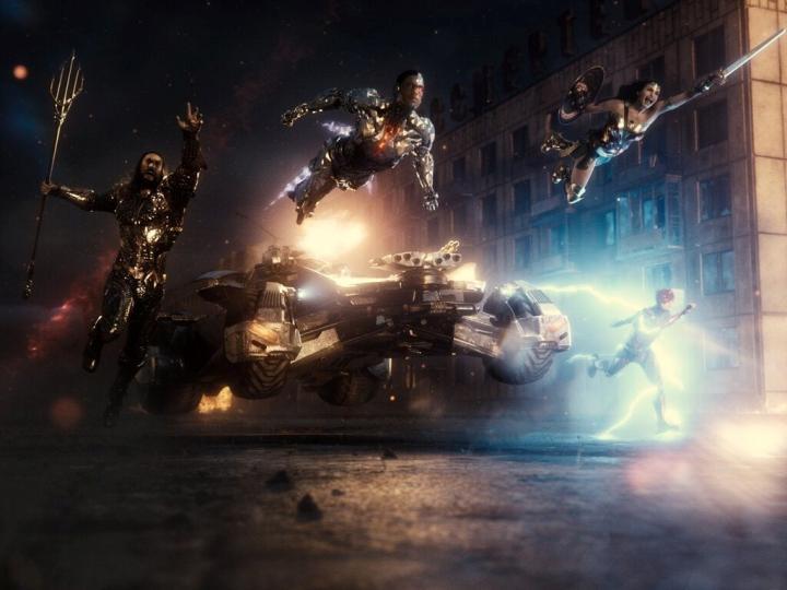 pasukan justice league